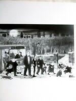 Chas Addams Day in the Park Calendar Cartoon Print Addams Family/Charles Addams