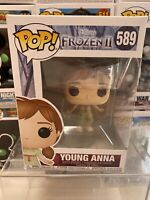 Funko Pop No 589 - Disney Frozen 2 - Young Anna Vinyl Figure