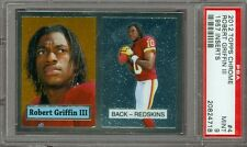 2012 Topps Chrome 1957 Inserts Robert Griffin III #4 PSA 9 Redskins ROOKIE NICE!