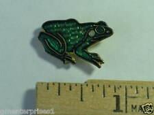 Vintage Frog Enamel Pin (sm)