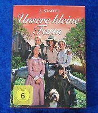 Unsere kleine Farm Die komplette zweite Staffel, DVD Box Season 2