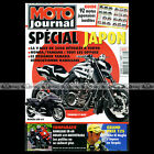 MOTO JOURNAL N°1685 KAWASAKI ER-6N DUCATI 620 MULTISTRADA BMW R 1200 GS 2005