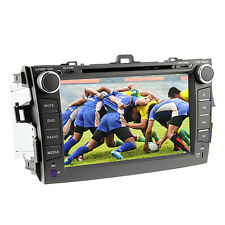 Multimedia BT Radio DVD Player Fit for Toyota Corolla RDS FM MP3 USB/SD Game