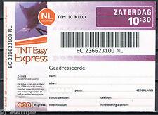 Express zegel TNT 2007 zaterdag  * ZEER LASTIG TOPMATERIAAL