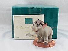 """WDCC """"Hup 2-3-4"""" Junior from Disney's The Jungle Book in Box with COA"""