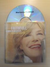 MARIANNE FAITHFULL : DOWN FROM DOVER *RARE FRENCH PROMO*  [ CD SINGLE PROMO ]