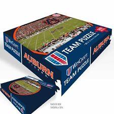 Auburn Tigers NCAA Elite Fandom 500 Piece Puzzle