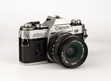 Canon AE-1 with 28mm f2.8 FDn Lens, Excellent Condition