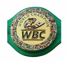 WBC WORLD BOXING COUNCIL CHAMPIONSHIP Belt SIZE ADULT