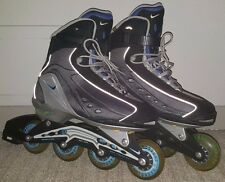Womans NIKE Air Max Blue Roller Blades - SIZE 10