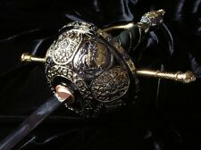 Rapier Spanish richly decorated with Xvi (278)