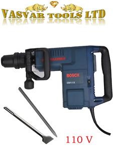 Bosch hammer Breaker GSH11E breaker /demolition hammer 110v