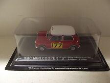BMC MINI COOPER S MONTE CARLO 1967-AALTONEN --RALLY COLLECTION-1/43-DIE CAST-F7