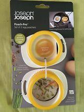 Joseph Joseph New Poach-Pro Set Of 2 Egg Poachers