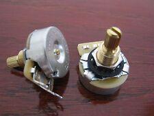 2 - Modern Vintage Guitar CTS 450GT A500K Potentiometers  Low Torque 10%  Pots