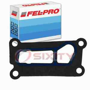 Fel-Pro Engine Oil Filter Adapter Gasket for 2003-2018 Ford Focus 2.0L 2.3L wx