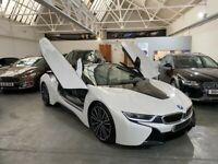 REDUCED BY £5K BMW i8 Roadster 2dr Petrol Plug-in Hybrid Auto 4WD