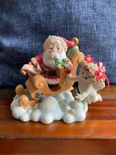 "Dreamsicles Angel Christmas Figurine ""Evening Flight� Euc"