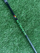 Project X HZRDUS Smoke Green 70g 6.0 Driver Shaft Factory Fitted TaylorMade Tip