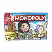 Monopoly E8424 Board Game for Ages 8 & Up