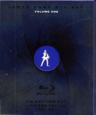 James Bond 007 Blu-Ray Collection - Vol. 1,2 & 3 (Blu-ray Disc, 9-Disc Set