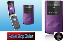 Sony Ericsson W508 Violett (Ohne Simlock) 3G 4BAND 3,2MP WALKMAN Radio SEHR GUT