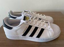 Adidas Originals Superstar Men's Classic Retro UK8.5  US9, Cloud White GENUINE