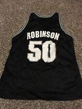 David RobinsonSigned AutographedSan Antonio SpursBasketball Jersey NBA