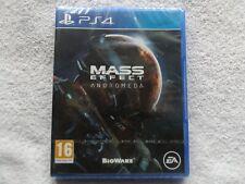 Mass Effect Andromeda PS4 PLAYSTATION 4 Nuevo Sellado (acción Roll-jugando)