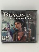 Beyond Good & Evil PC CD-ROM Software, Best Action Game since Zelda.3 Discs.