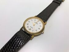 Vintage Watch Watch L'Etoile - Quartz - Brown Leather Strap - not Working