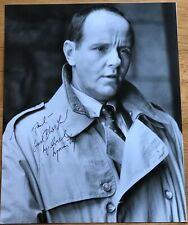 "Actor Michael Moriarty ""Law And Order"" Autograph Photo"
