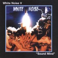 """WHITE NOISE """"V - Sound Mind"""" synth music CD David Vorhaus like Tangerine Dream"""