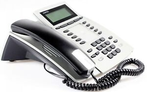 Agfeo ST 40 Systemtelefon UP0 silber / inkl. MwSt.