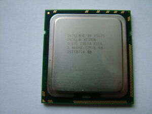 Intel Xeon X5675 / 6 x 3,06GHz / 12MB / Six Core  LGA 1366 Prozessor