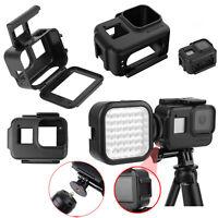 Für GoPro Hero8 Black Action Kamera Zubehör stoßfest Protective Gehäuse Frame