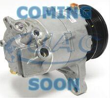2007 - 2010 Pontiac G6 V6 3.5L 3.6L 3.9L Brand New A/C AC Compressor With Clutch