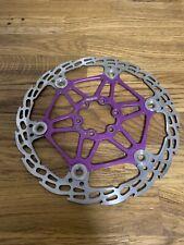 Hope 183mm Saw Floating Disc Rotor Purple