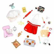 """Our Generation Master Baker Set for 18"""" Dolls Fits American Girl Grace Thomas"""