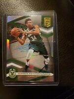 2019-20 Panini Elite Giannis Antetokounmpo #15 Milwaukee Bucks