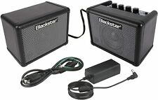 Blackstar FLY 3 Stereo Bass Pack - Battery-Powered Mini Bass Guitar Amp