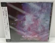 SEA DWELLER -Signs of A Perfect Disaster - JAPAN CD w/OBI Strip + 4 Bonus Tracks