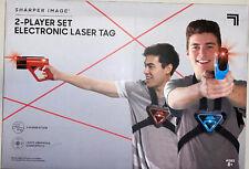 Sharper Image 2-player Set Electronic Laser Tag