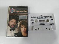 PIMPINELA CONVIVENCIA 1984 - CINTA CASSETTE TAPE EPIC SPAIN EDITION