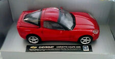 NEW RAY CITY CRUISER 1:43 AUTO DIE CAST CAR CHEVROLET CORVETTE COUPE 2006 19213
