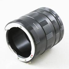 Makro Zwischenringe Adapter Ring für Nikon F kamera D5300 D610 D800 D4S Df D750