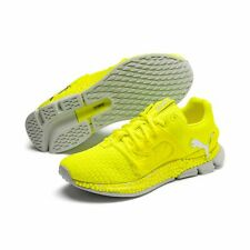 Puma Hybrid Sky Lights Running Shoes Fitness Shoes Trainers 192580 Yellow Alert