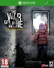 This War Of Mine The Little Ones Xbox One * NEW SEALED PAL *