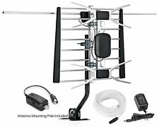 ViewTV WA-2800 Digital Amplified Indoor Outdoor TV Antenna 150 Mile Range