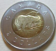 2007 Canada PROOF Toonie Two Dollar Coin. UNC. NICE GRADE (D319)